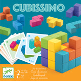 DJ8477 Cubissimo Wooden Puzzle Game by Djeco, Dragonflytoys