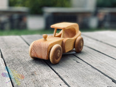Big Personal Car, debresk, wooden toy, made in sweden, dragonfly toys