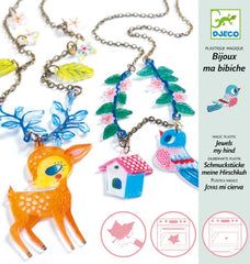 Magic Fawn and Animal Jewels