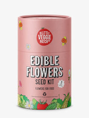 Edible Flowers Kit by Little Veggie Patch Co.