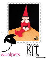 Elf Needle Felting Kit