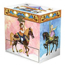 Carousel Music Box by Enchantmints, Dragonfly Toys