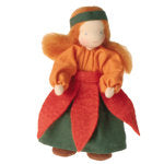 Evi Pumpkin Girl Doll