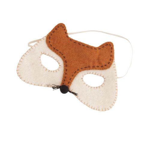 Felt Animal Mask - Fox