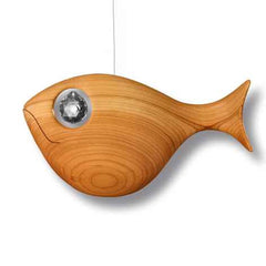 Wooden Fish Crystal