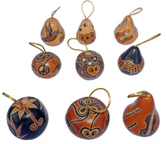 Fire Gourd Ornaments