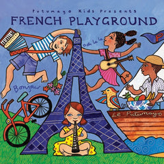 French Playground by Putumayo Kids