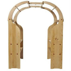 Wooden Play Stand Complete with 2 Arches by Gluckskafer, Dragonflytoys