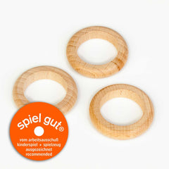 Grapat Small Wooden Rings 8cm Dragonflytoys