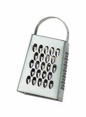 Grater Stainless Steel Child Sized