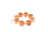 Grimms Birthday Cube Natural, Dragonflytoys