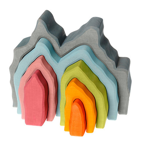 Cave Arch Nesting Puzzle
