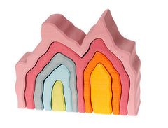 Grimms Coral Reef Stacking Blocks