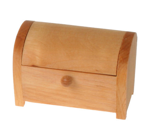 Grimms Dolls House Natural Wooden Chest
