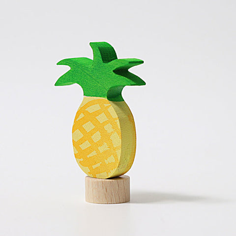 Grimms Birthday and Advent Ring Decoration - Pineapple