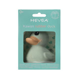 Hevea Mini Kawan Duck - Natural Rubber Dusty Mint