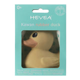Hevea Mini Kawan Duck - Natural Rubber Yellow, Dragonflytoys