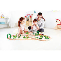 Hape Forest Railway Set