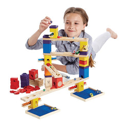 Hape Quadrilla Music Motion Set 96 pieces