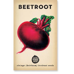 Heirloom Vegetable Seeds Beetroot