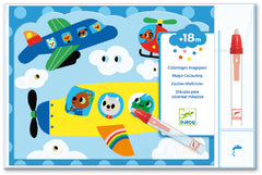 Hidden in the Sky Colouring Magic Craft Kit