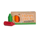Honey Sticks Original Beeswax Chunky Crayons Set of 12