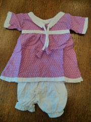 Small Girl's Doll Pyjamas