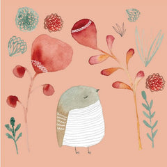 Greeting Card - Little Bird