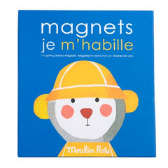 Moulin Roty Magnetic Game - Getting Dressed