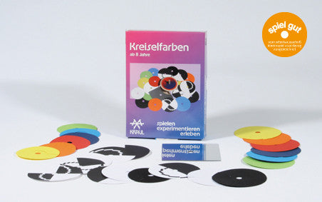 Kraul spinning colours