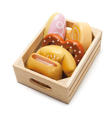 Le Toy Van Wooden Bread Set