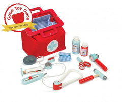 Le Toy Van Wooden Doctors Kit