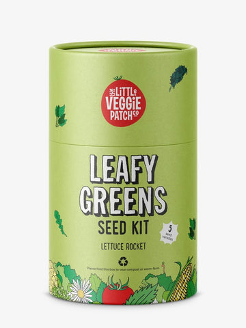 Leafy Greens Kit by Little Veggie Patch Co.