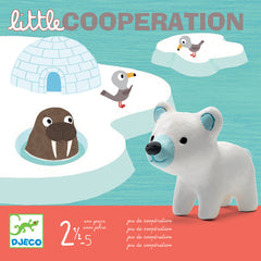 Little Skills Cooperation Game by Djeco