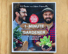1 Minute Gardener, Little Veggie Patch Co, Dragonfly Toys, Book, Non-Fiction, Gardening