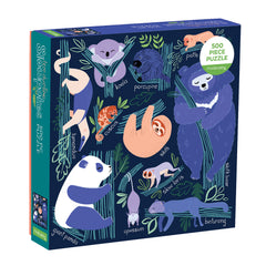 Tree Dwelling Slowpokes Animal Puzzle (500 Pieces) by Mudpuppy,Dragonflytoys