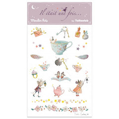 Magical Moments Temporary Tattoos- by Moulin Roty