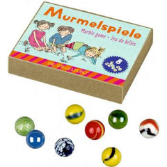 Marble Game in Box Set
