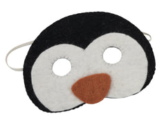 Felt Animal Masks - Penguin
