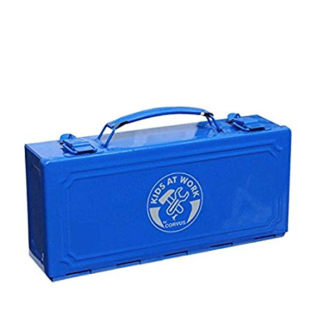 Metal Kids Tool Box by Kids At Work