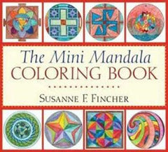 Mini Mandala colouring