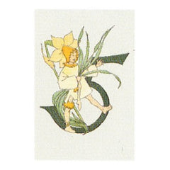 Mini Floral Card Ottilia Adelbord Number 5