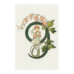 Mini Floral Card Ottilia Adelbord Number 9