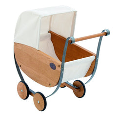 Moulin Roty Wooden Canopy Pram