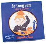 Moulin Roty Wooden Tangram Puzzle Game