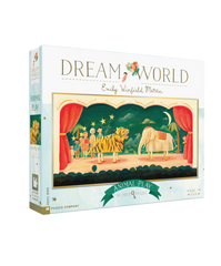 Dream World 80 Pc Animal Play by New York Puzzle Company,Dragonflytoys