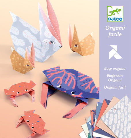 Djeco Floating Origami Family