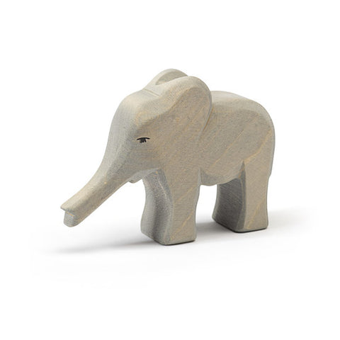 Small Elephant with Trunk Out (20424) - Ostheimer