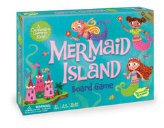 Board Game - Mermaid Island, Dragonflytoys