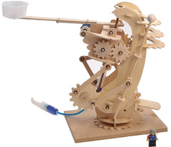 Hydraulic Gearbot by Pathfinders
